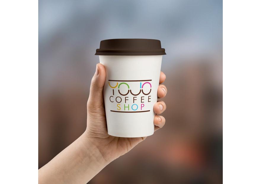 Kahveci Logosu yarışmasına tasarımcı idderyasj tarafından sunulan  tasarım