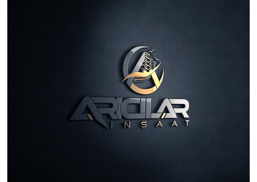 ARICILAR İNŞAAT YENİ LOGOSUNU ARIYOR... yarışmasına Grafiksir™ tarafından girilen tasarım