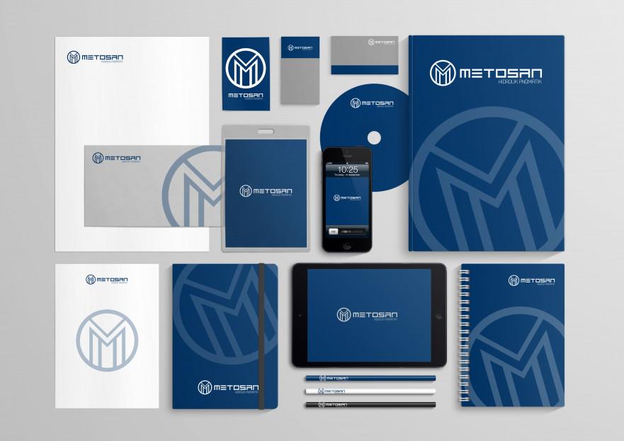 Firmamız için Logo ve Kurumsal Kimlik yarışmasına küçükada tarafından girilen tasarım