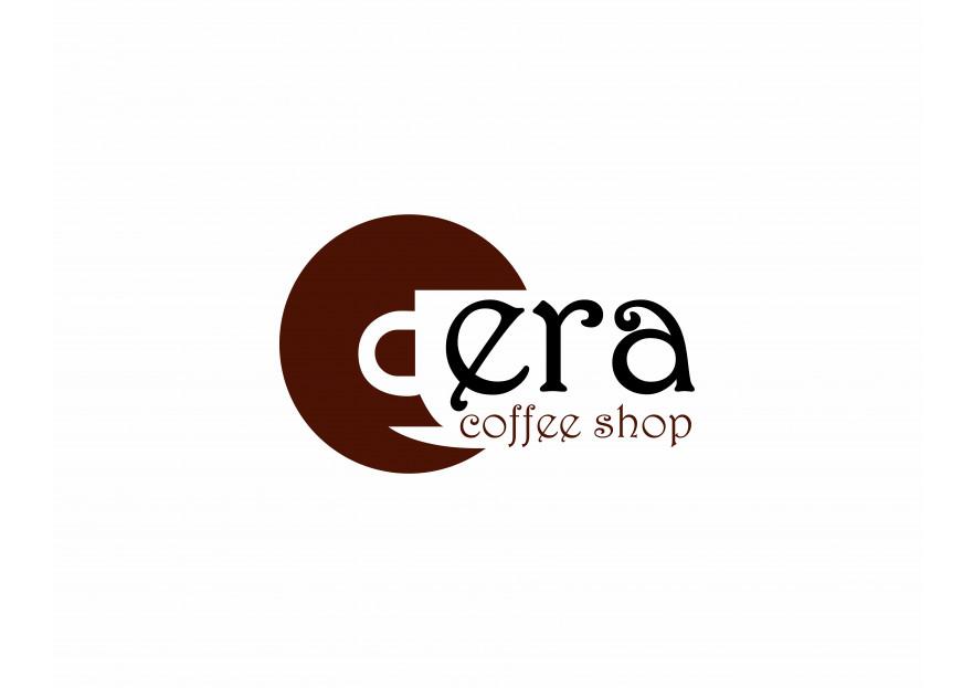 Kahve Dükkanı için Logo yarışmasına tasarımcı emrhturhn tarafından sunulan  tasarım