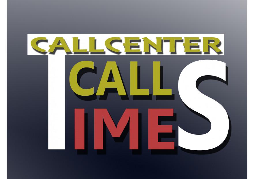 Çağrı merkezi için logo ve kimlik yarışmasına tasarımcı ggrafikcii tarafından sunulan  tasarım
