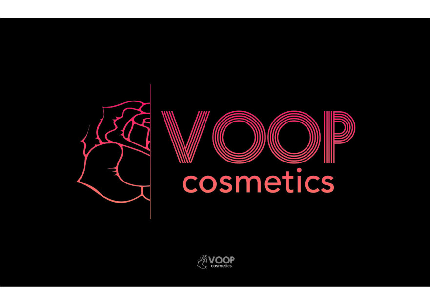 Kozmetik Markamıza Logo Arıyoruz yarışmasına DEMİR Reklam tarafından girilen tasarım