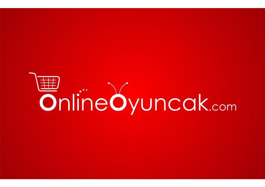 OnlineOyuncak.com Logo Tasarımı. yarışmasına tasarımcı Omer_KILINC tarafından sunulan  tasarım