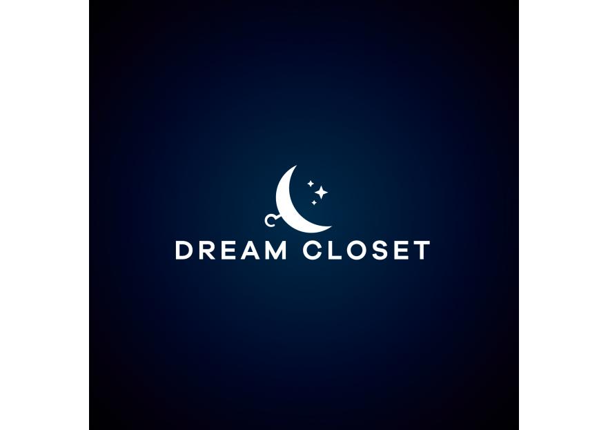 DreamCloset.net Logo yarışmasına tasarımcı bahadir.a tarafından sunulan  tasarım