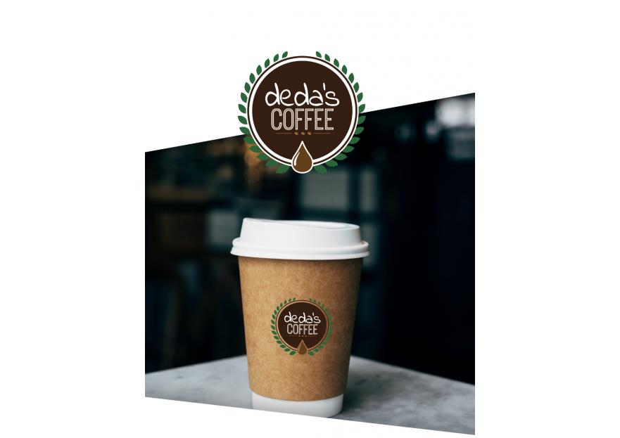 Kurumsal Olabilcek bir Coffee Marka LOGO yarışmasına tasarımcı neharbalin tarafından sunulan  tasarım