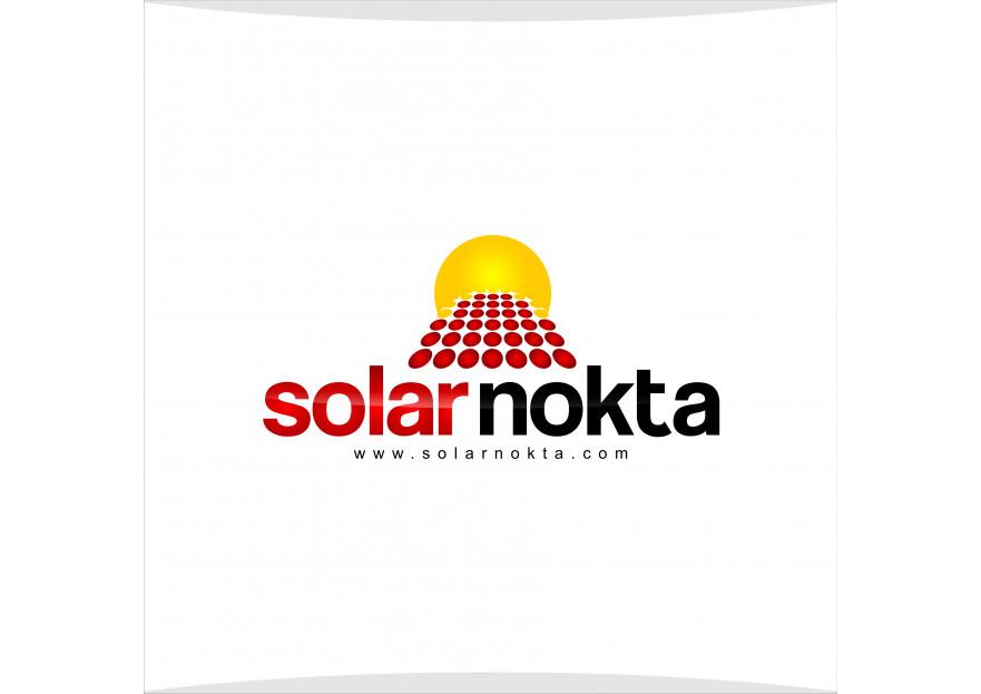 solarnokta şirketi Logo Tasarım  yarışmasına tasarımcı Omer_KILINC tarafından sunulan  tasarım