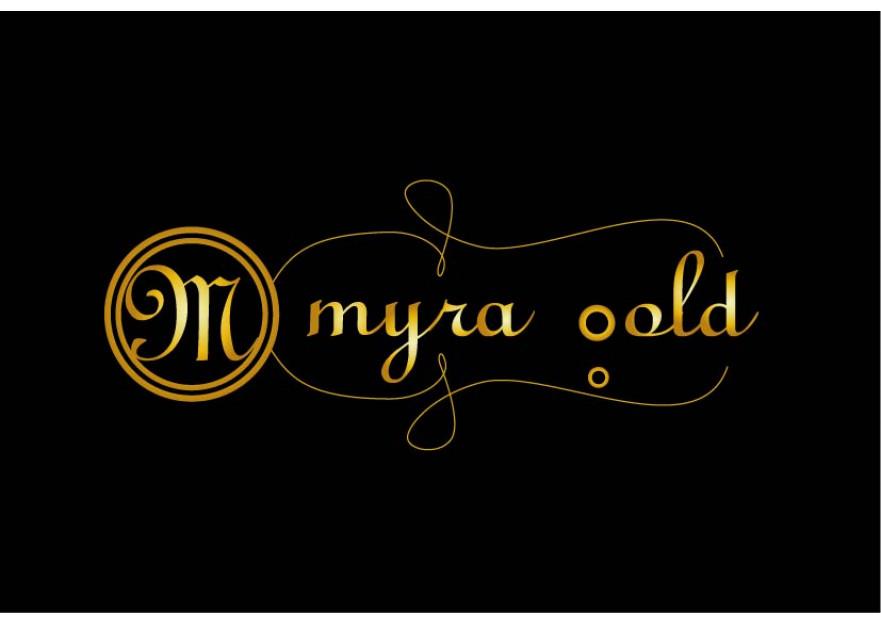 Myra Gold Kurumsal Kimlik Logosu yarışmasına tasarımcı logo_dizayn tarafından sunulan  tasarım