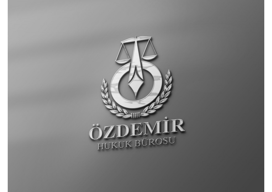 HUKUK BÜROMA LOGO ARIYORUM yarışmasına tasarımcı afd tarafından sunulan  tasarım