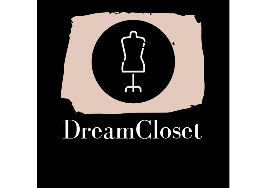 DreamCloset.net Logo yarışmasına tasarımcı vgkksl tarafından sunulan  tasarım