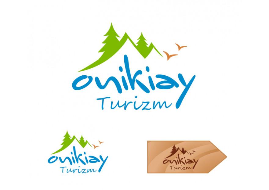 oniki ay ( 12 ay ) turizm logo çalışması yarışmasına ibrc_tasarim tarafından girilen tasarım