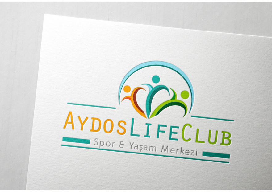 Spor Merkezine Kurumsal Kimlik yarışmasına tasarımcı Art tarafından sunulan  tasarım