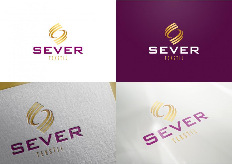 Tekstil firma logosu yarışmasına Hello tarafından girilen tasarım