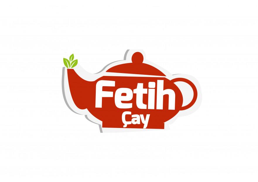 Fetih Çay Markasına Logo Arıyoruz  yarışmasına HakanAbi tarafından girilen tasarım