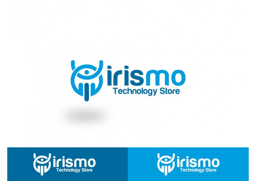 Teknoloji urunleri satis magazasina logo yarışmasına tasarımcı grfkismail tarafından sunulan  tasarım