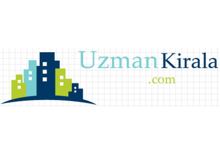 UzmanKirala.com Logo Revizyonu yarışmasına tasarımcı yapimcimahmut tarafından sunulan  tasarım