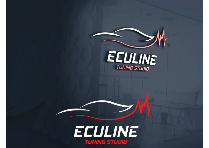 Ecu performance and Chip Tuning yarışmasına tasarımcı KeNaNnnN tarafından sunulan  tasarım
