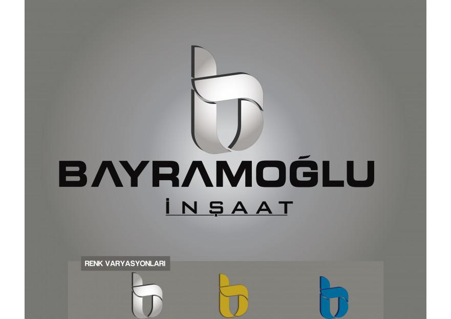 İNŞAAT FİRMAMIZ İÇİN LOGO TASARIMI yarışmasına LogoPing™ tarafından girilen tasarım