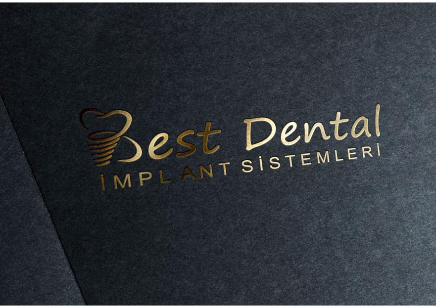Best Dental Yeni logosunu arıyor yarışmasına tasarımcı huboz tarafından sunulan  tasarım