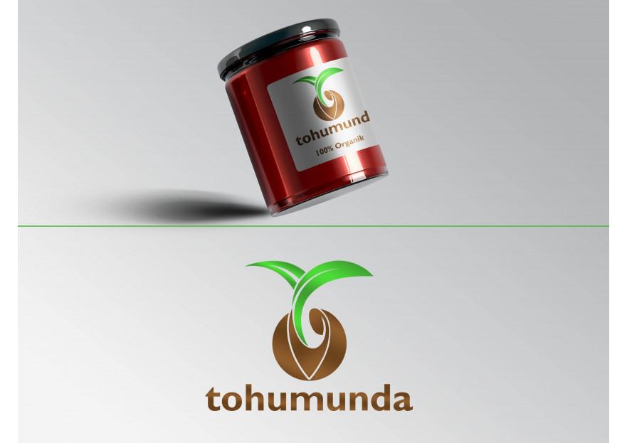Taze ve Doğal Gıdalarımız için Logo yarışmasına tasarımcı A.Güler tarafından sunulan  tasarım