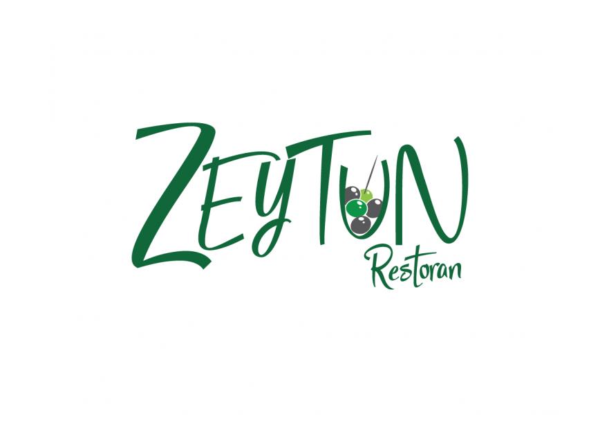 Restoranimiz icin ilgi cekici bir logo yarışmasına tasarımcı EdaErgin tarafından sunulan  tasarım
