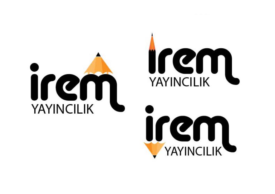 10 Yıllık yayın evimize logo değişikliği yarışmasına tasarımcı nurten tarafından sunulan  tasarım