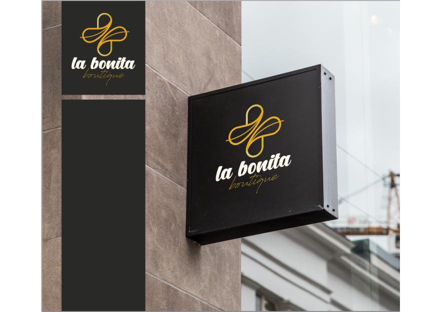 yeni butiğimiz için logo arıyoruz yarışmasına Designer_NB tarafından girilen tasarım