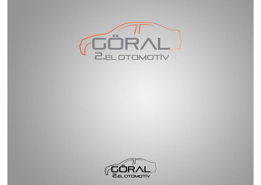 Göral 2.el Otomotiv yarışmasına tasarımcı hknakar tarafından sunulan  tasarım