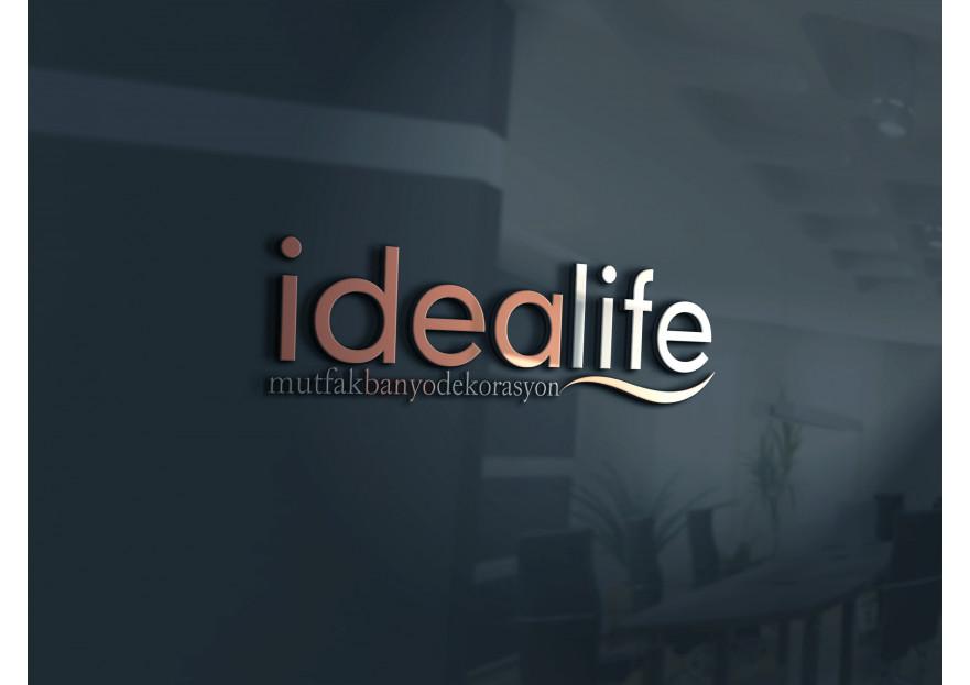 Mutfak Dekorasyon logo tasarımı yarışmasına lices tarafından girilen tasarım