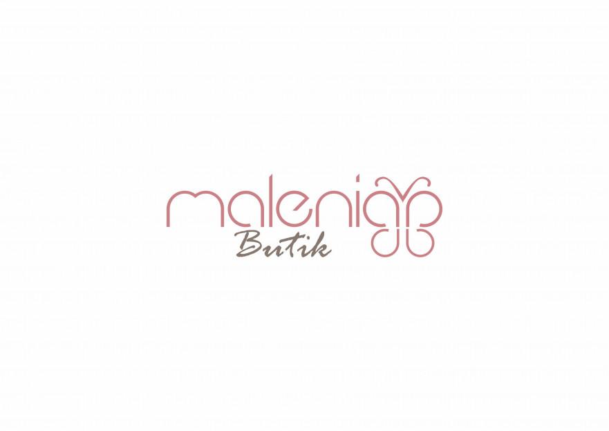 e ticaret butik sitemize logo arıyoruz yarışmasına Memo tarafından girilen tasarım