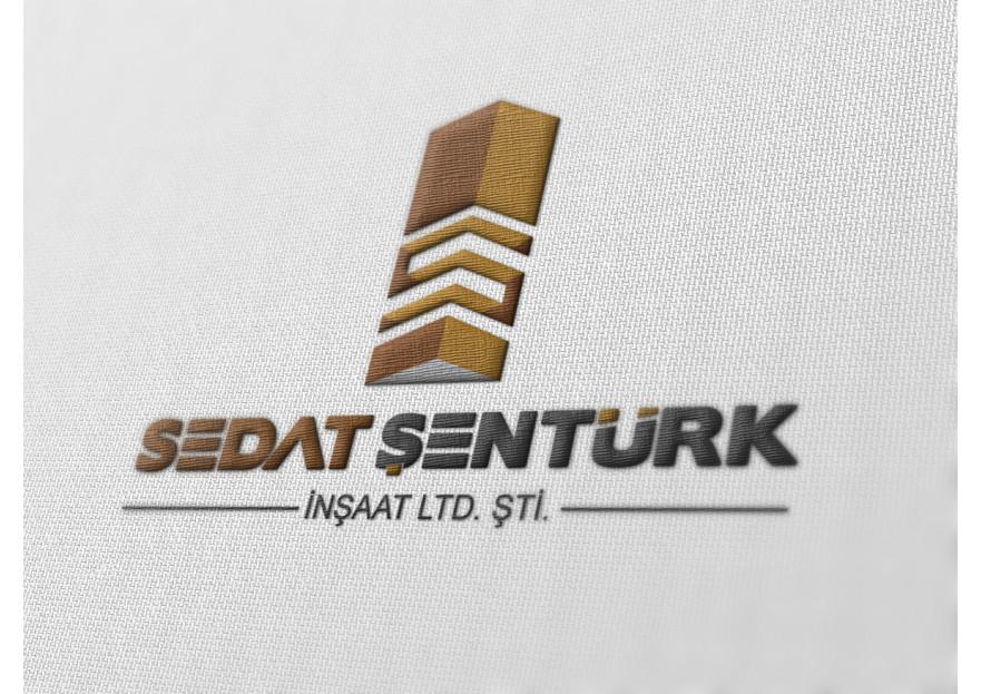 Müteahhit şirket için logo ve kimlik  yarışmasına tasarımcı S.U(uvyz1243) tarafından sunulan  tasarım