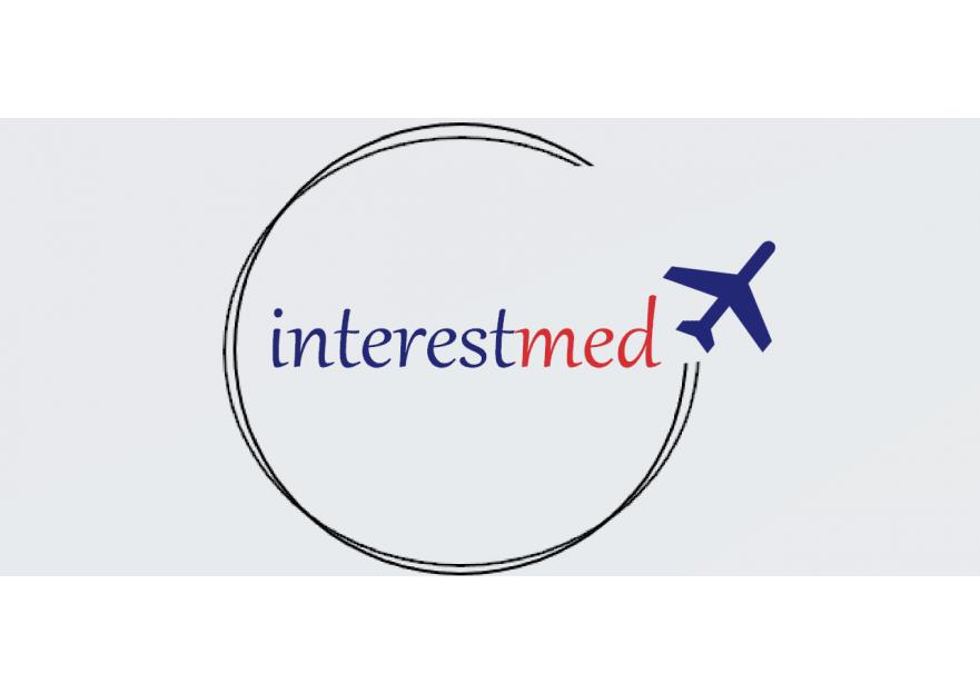 Uluslarasi saglik turizmi icin logo yarışmasına tasarımcı Cemredmr tarafından sunulan  tasarım