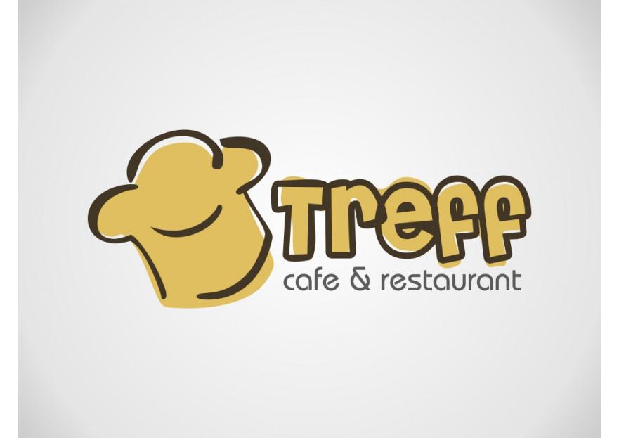 TREFF CAFE & RESTAURANT İÇİN LOGO  yarışmasına GBN tarafından girilen tasarım
