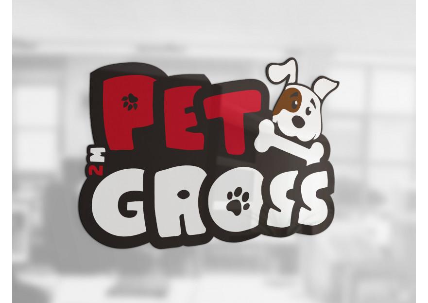 PET MARKET İÇİN LOGO TASARIMI yarışmasına LogoMerkezi.com tarafından girilen tasarım