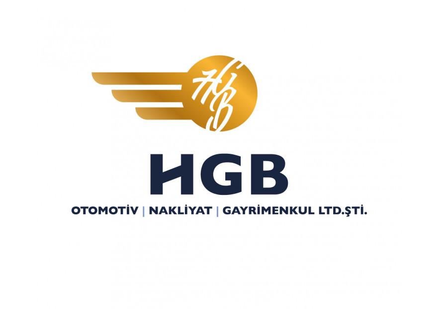 HGB OTOMOTİV NAKLİYAT VE GAYRİMENKUL DAN yarışmasına tasarımcı dadazib tarafından sunulan  tasarım