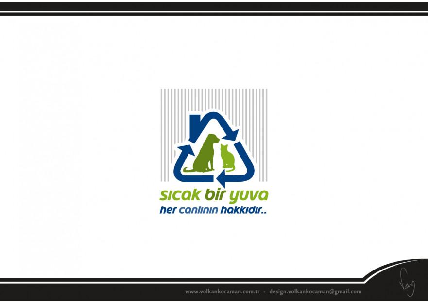 Sosyal Sorumluluk Projesi Logo Çalışması yarışmasına tasarımcı volkanKocaman tarafından sunulan  tasarım