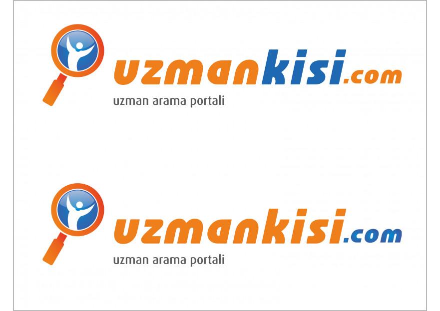 Uzman arama portalı için logo çalışması yarışmasına tasarımcı Ares_35 tarafından sunulan  tasarım