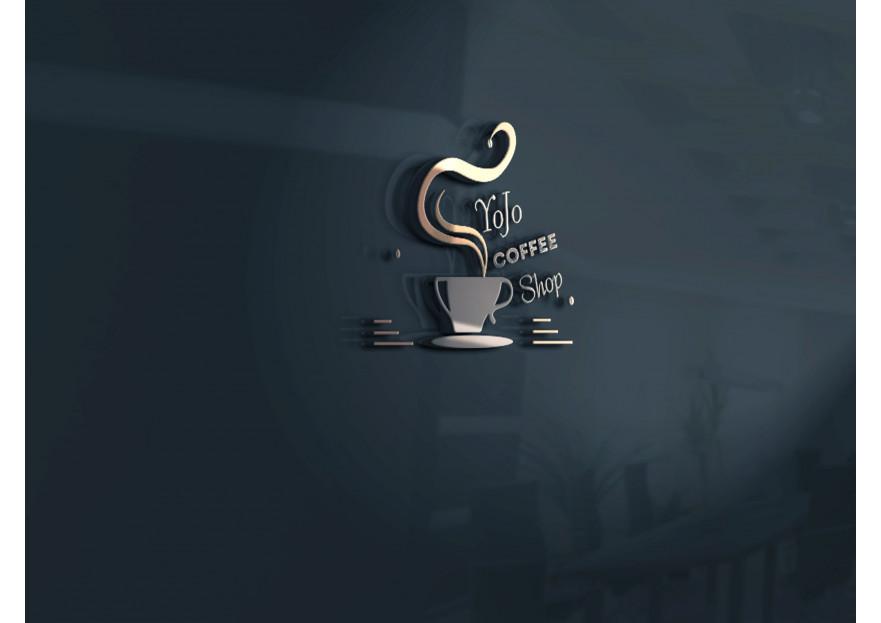 Kahveci Logosu yarışmasına tasarımcı elifgrafikdesign tarafından sunulan  tasarım