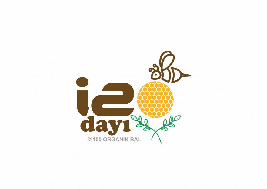 Türkiyenin en hakiki organik balına logo yarışmasına aysedesign tarafından girilen tasarım