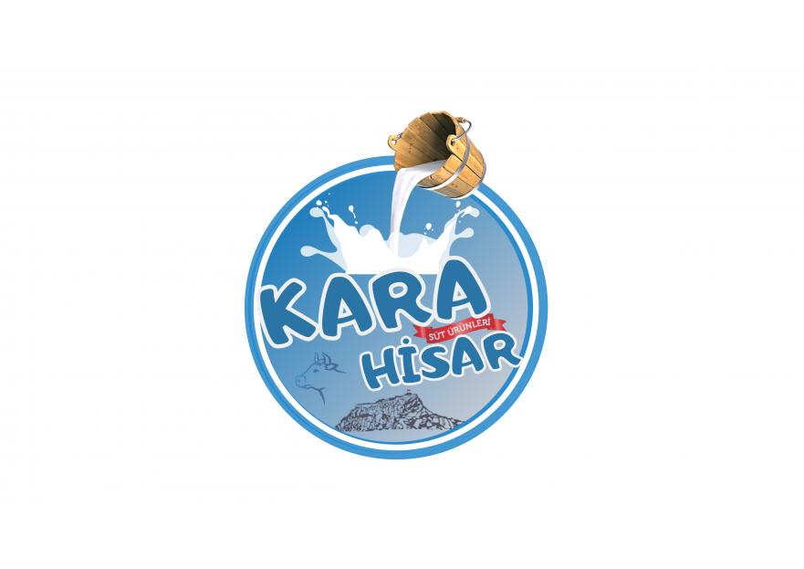 KARAHİSAR SÜT yarışmasına tasarımcı asius tarafından sunulan  tasarım