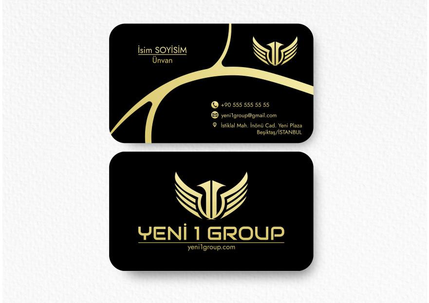 İnsan kaynakları için logo ve kartvizit  yarışmasına tasarımcı Logo Luga tarafından sunulan  tasarım