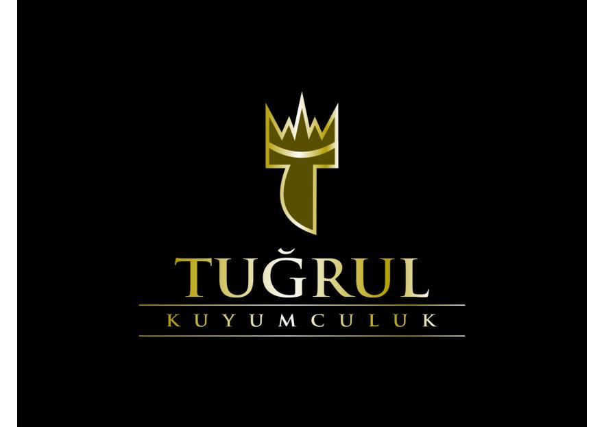 Tuğrul Kuyumculuk için logo yarışmasına Omer_KILINC tarafından girilen tasarım