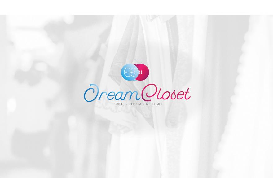 DreamCloset.net Logo yarışmasına tasarımcı apocahpto1 tarafından sunulan  tasarım