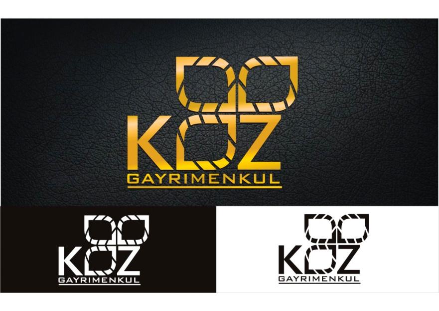 Gayrimenkul Firmamız İçin Logo Tasarım yarışmasına tasarımcı altun1411 tarafından sunulan  tasarım