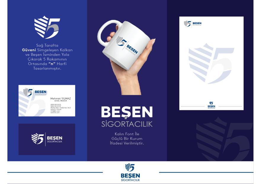 Sigorta Acenteliğimize En İyi Tasarımlar yarışmasına AKLI FİKRİ TASARIM tarafından girilen tasarım