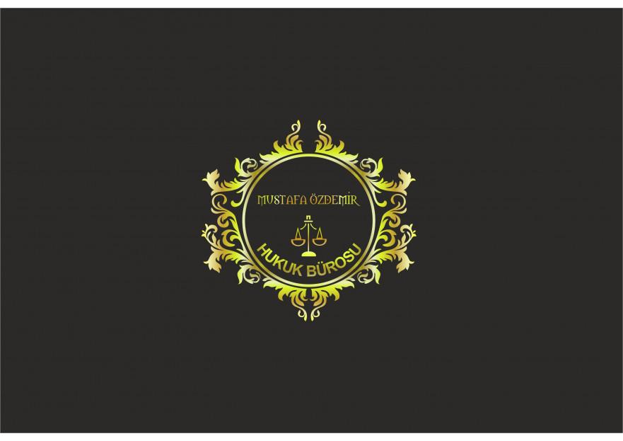 HUKUK BÜROMA LOGO ARIYORUM yarışmasına tasarımcı fikirmix tarafından sunulan  tasarım