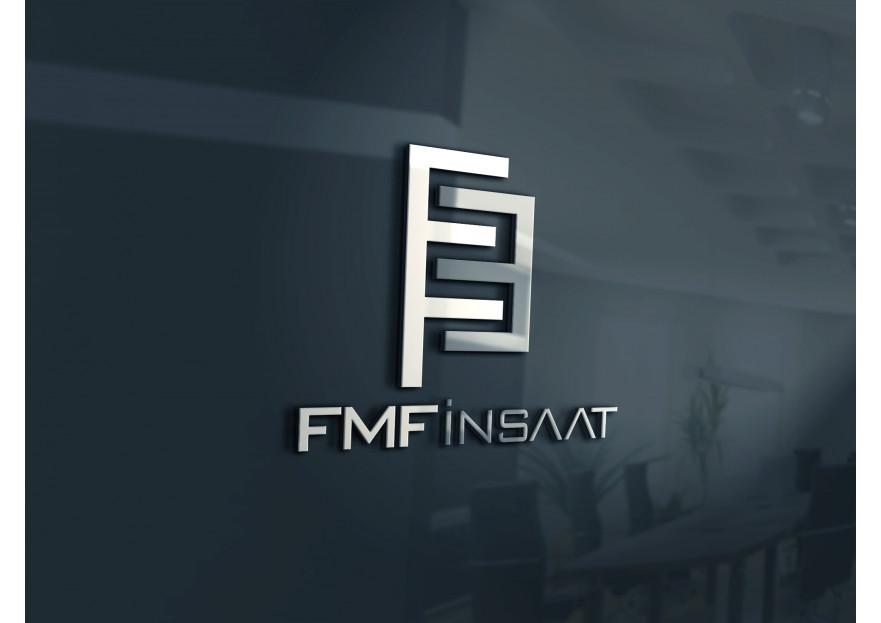 Müteahhitlik Firmamıza Logo Tasarımı yarışmasına tasarımcı grfkismail tarafından sunulan  tasarım