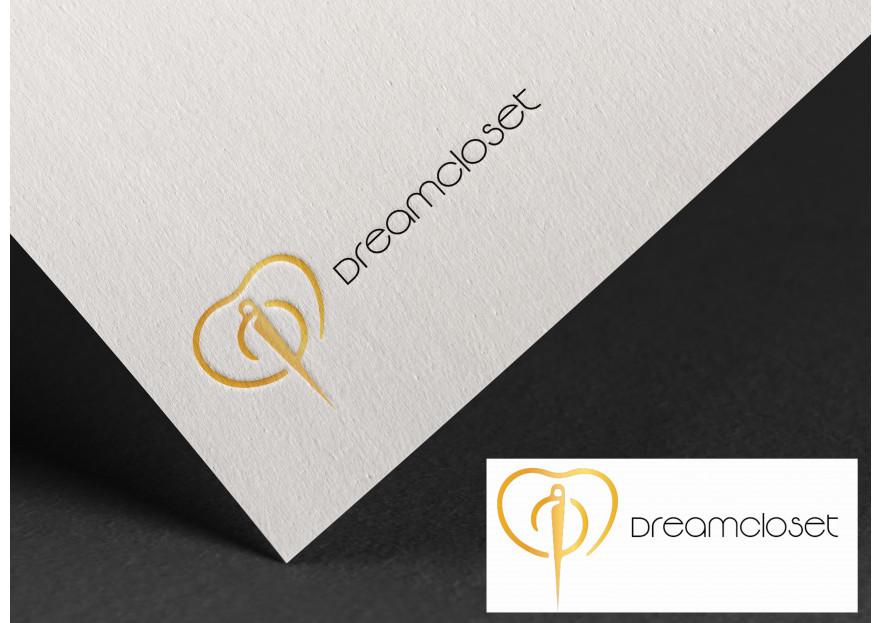 DreamCloset.net Logo yarışmasına tasarımcı ekceen  tarafından sunulan  tasarım