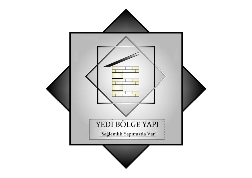 İnşaat firmamız için logo tasarımı yarışmasına st52 tarafından girilen tasarım