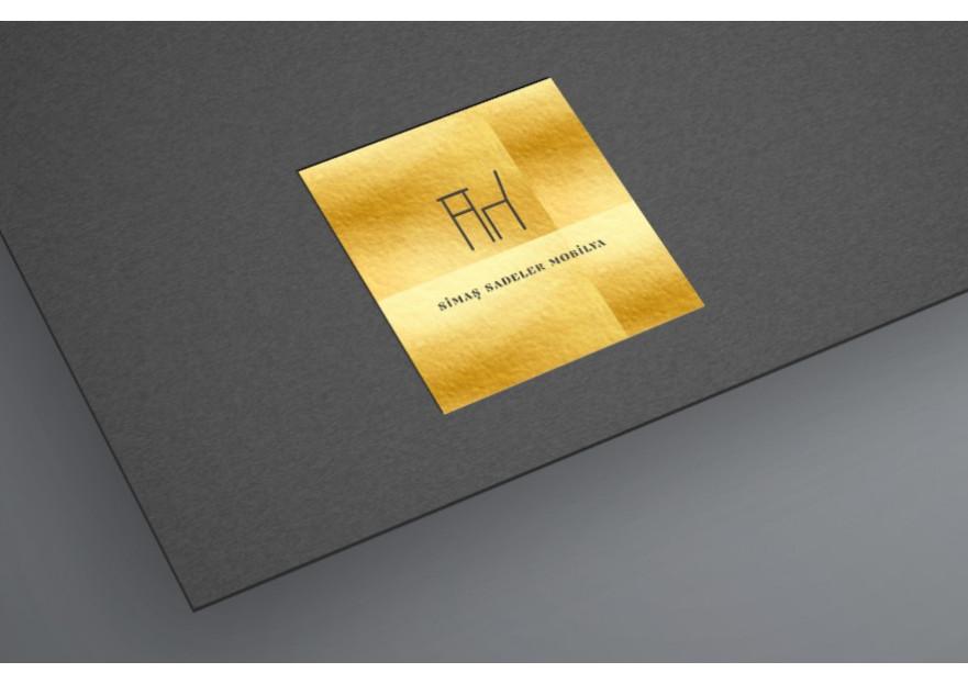 Markamızla özdeşleşecek logo arıyoruz  yarışmasına tasarımcı Mr.salihprnz tarafından sunulan  tasarım