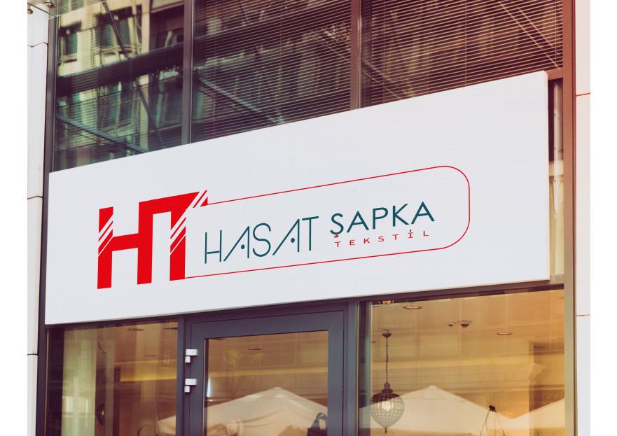 Ht Hasat Şapka Logo çalışması yarışmasına Peakup creative tarafından girilen tasarım